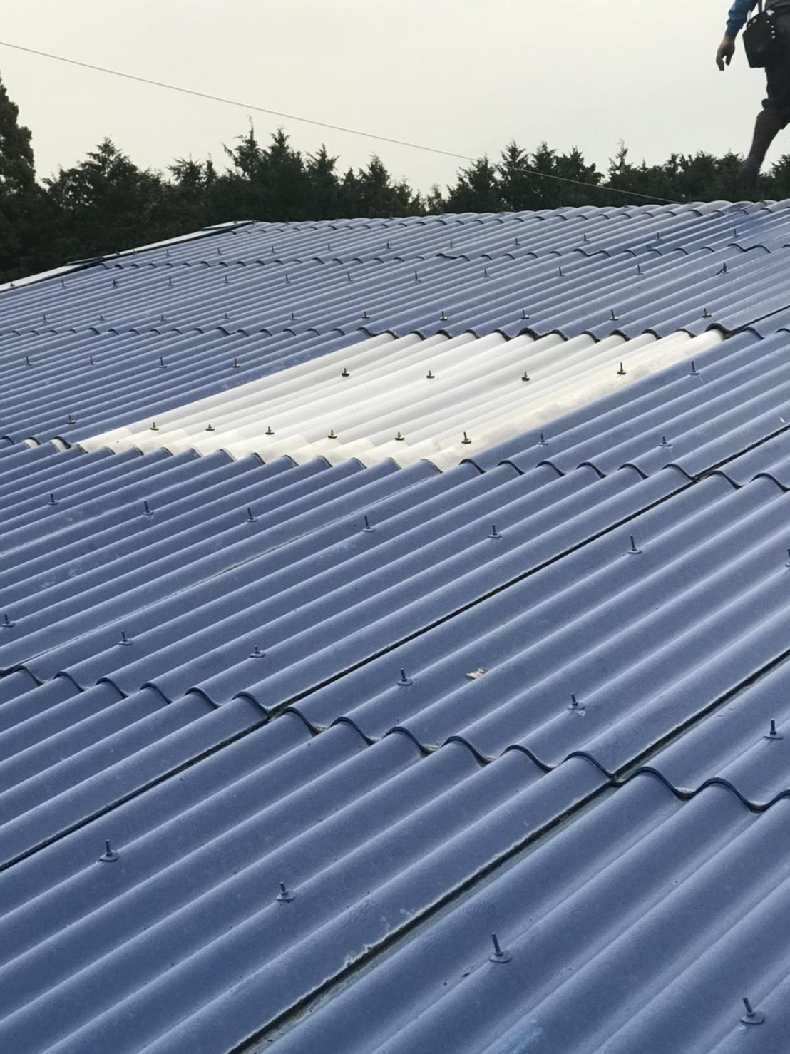 屋根補修工事B