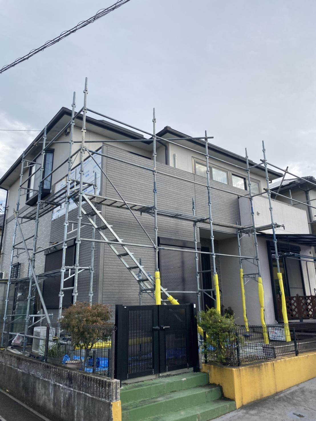 一般住宅:雨漏り補修工事